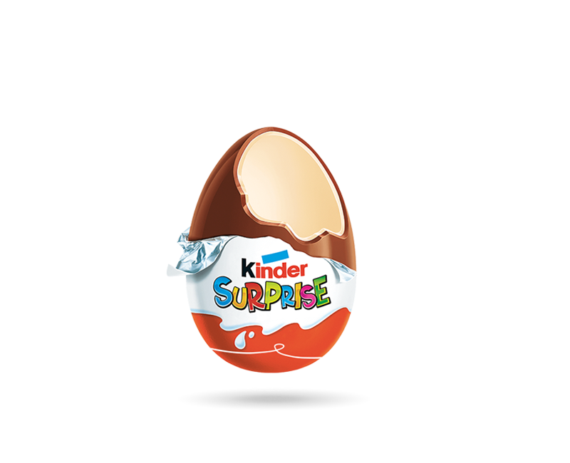 chocolate egg kinder surprise BE-NL