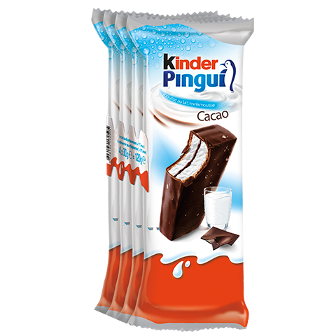 ice sandwich kinder pingui chocolate t4 BE-NL