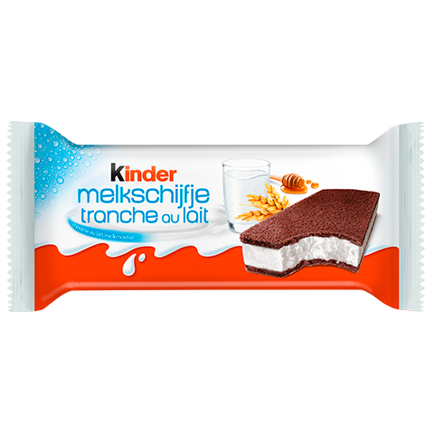 ice sandwich kinder tranche t1 BE-NL