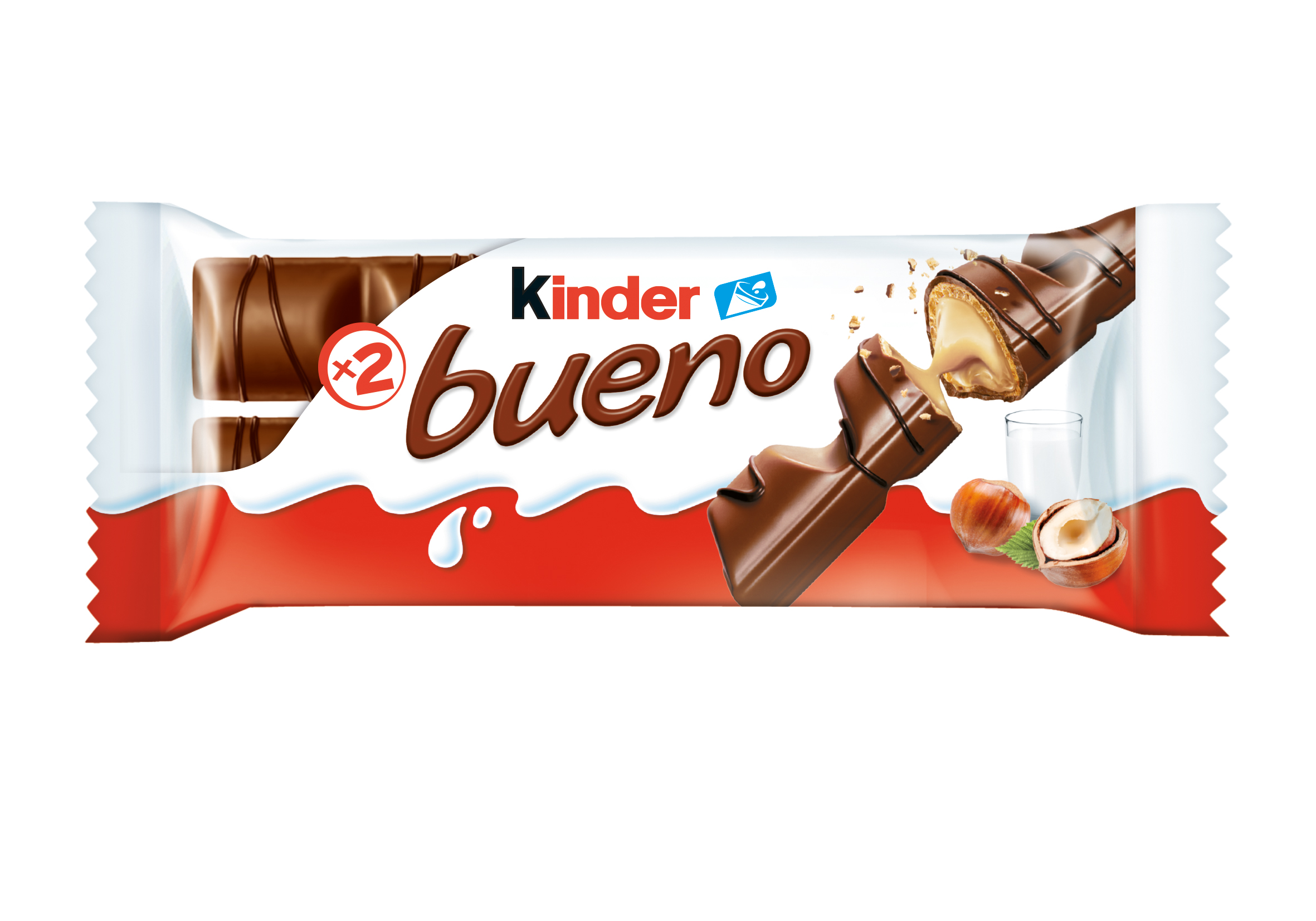 snack chocolate bar kinder bueno t2 BE-NL
