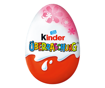 chocolate egg kinder surprise maedchen