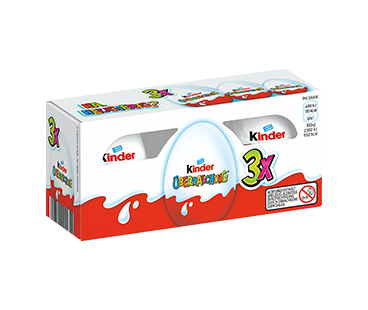 chocolate egg kinder Überraschung t3