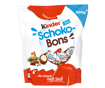 chocolate eggs kinder schoko-bons 300g