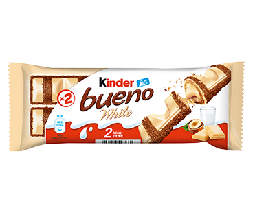 snack chocolate bar kinder bueno white t2