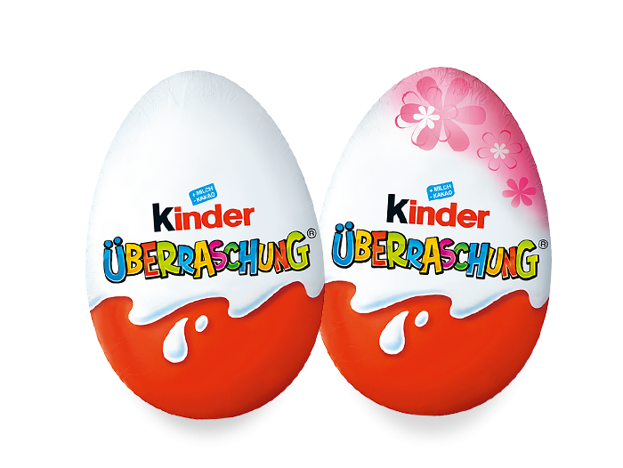 chocolate egg kinder surprise kUeberraschung