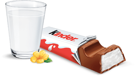 Kinder Chocolate Product