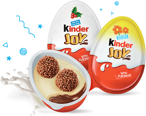 product kinder joy