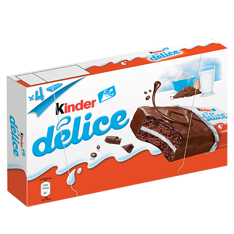 ice sandwich kinder delice 156g