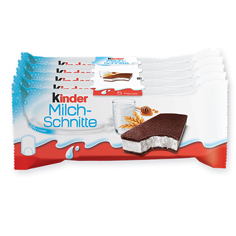 ice sandwich kinder milk slice 140g