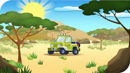 safari car png 1