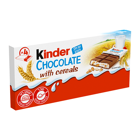 milk chocolate bar kinder country pack 1