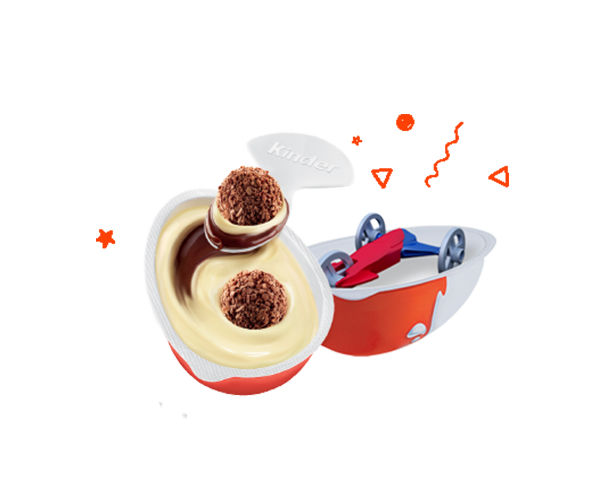 Kinder Joy Packshot Open
