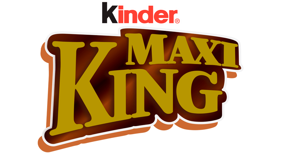 kinder maxi king logo
