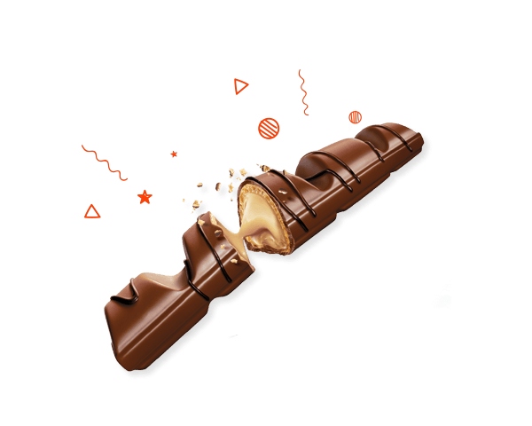 The tastiness of Kinder Bueno