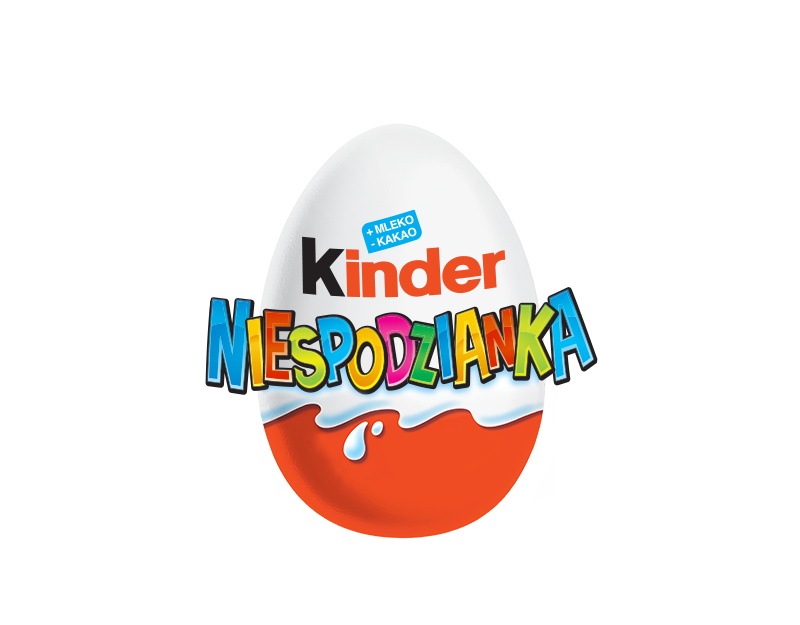 chocolate egg kinder surprise PL