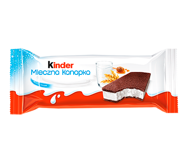kinder ice cream sandwich mleczna kanapka t1