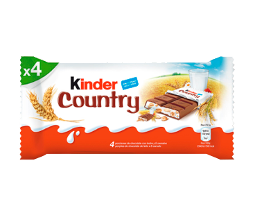 Kinder Country T4