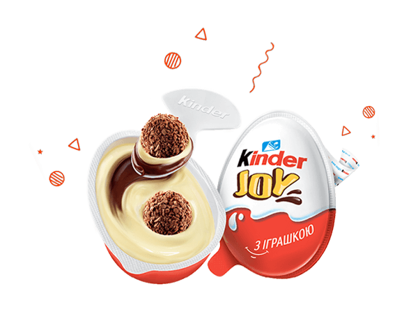 kinder joy pack ukr