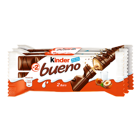snack chocolate bar kinder bueno 3 pack