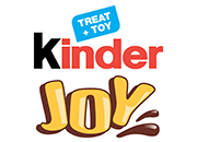 Kinder Joy Menu Logo